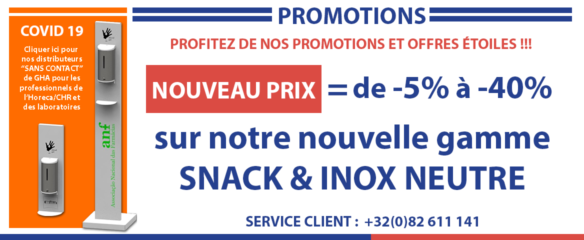 Banner promotions Covid